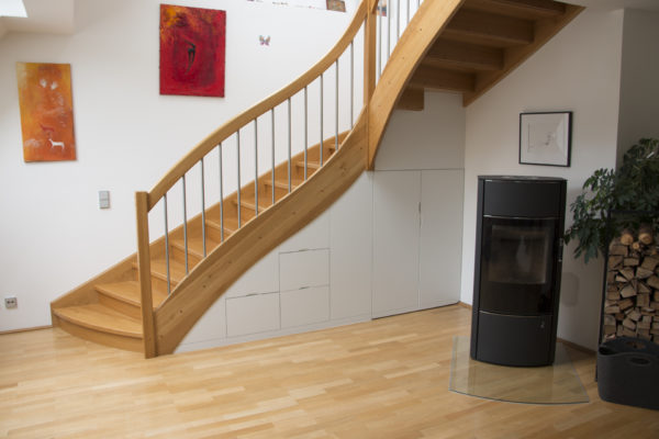Stair furniture
