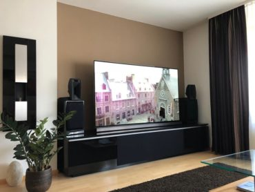 Hi-Fi Sideboard
