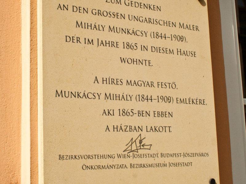 2 M Sandstrahltechnik 264030 Gedenktafel Bezirkmuseum 002