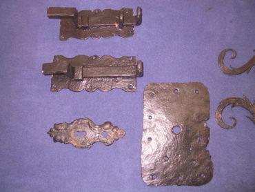 2 M Sandstrahltechnik 105043 Allgemeine Gußteile Torschaniere 006
