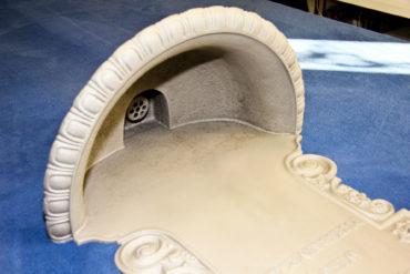 2M Sandstrahltechnik 1111 MUM Bassena 017