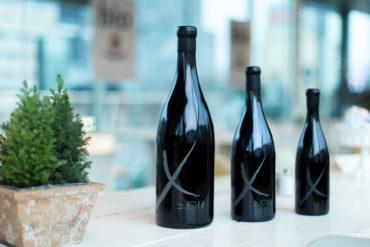 2 M Sandstrahltechnik 134100 Holemar Logo Für Weinflaschen 017