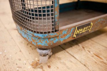 2 M Sandstrahltechnik 135127 Werkzeugwagen 013