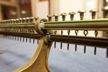 2M Sandstrahltechnik 145012 Klaviermechanik 012