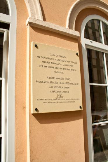 2 M Sandstrahltechnik 264030 Gedenktafel Bezirkmuseum 003