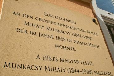 2 M Sandstrahltechnik 264030 Gedenktafel Bezirkmuseum 005