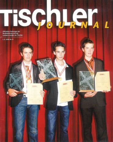 2M Sandstrahltechnik Tischler BLW 2008 Pokal 001