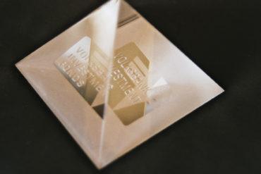 2M Sandstrahltechnik Volksbank Pyramide 003